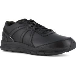 Reebok Work Men's Guide Work Soft Toe Work Shoes, Black, Wide