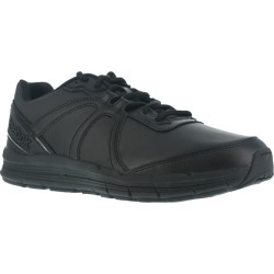 Reebok Work Men's Guide Work Soft Toe Work Shoes, Black