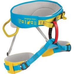 Singing Rock Ara Children's Sit Harness, Blue/yellow