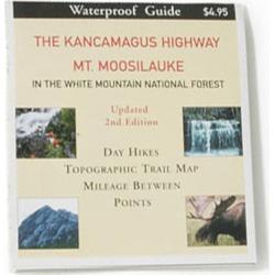 Kancamagus Highway And Mt. Moosilauke Map