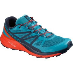Salomon Men's Sense Ride Trail Running Shoes - Size 12 found on Bargain Bro Philippines from Eastern Mountain Sports for $79.98