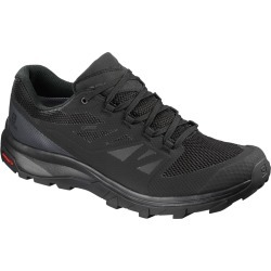 Salomon Men's Outline Low Gtx Waterproof Hiking Shoes - Size 9 found on Bargain Bro Philippines from Eastern Mountain Sports for $130.00