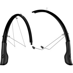Blackburn Central Full Bike Fender Front And Rear Set found on Bargain Bro Philippines from Eastern Mountain Sports for $49.99