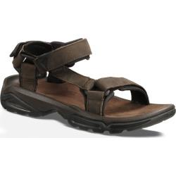 Teva Men's Terra Fi 4 Leather Sandals - Size 13