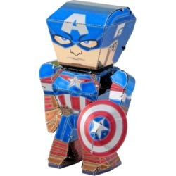Captain America Metal Earth Legends Model Kit