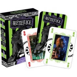 Beetlejuice Playing Cards found on Bargain Bro Philippines from entertainmentearth.com for $5.99