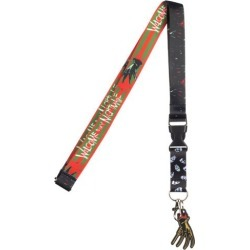 Nightmare on Elm Street Lanyard found on GamingScroll.com from entertainmentearth.com for $6.99