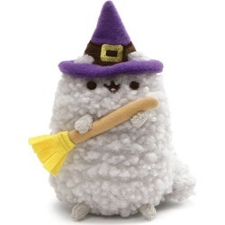 Pusheen The Cat Stormy Witch 5-Inch Plush found on GamingScroll.com from entertainmentearth.com for $9.99