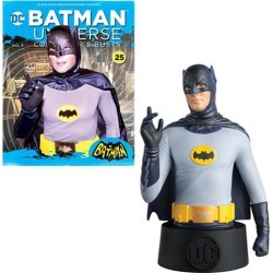 Batman Universe Batman 1966 Bust with Collector Magazine #25 found on Bargain Bro India from entertainmentearth.com for $24.99