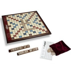 Giant Scrabble Deluxe Board Game