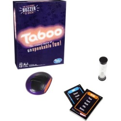 Taboo Classic Edition Game