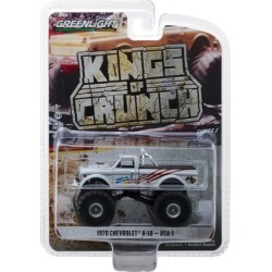 Kings of Crunch USA-1 1:64 Scale Monster Truck