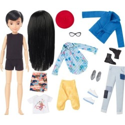 Creatable World Deluxe Character Kit DC-073 Doll