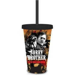 The Walking Dead Sorry Brother 18 oz. Travel Cup found on Bargain Bro India from entertainmentearth.com for $9.99