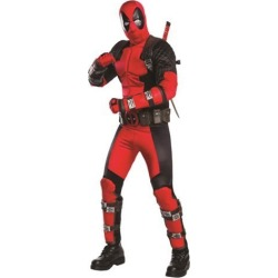 Deadpool Grand Heritage Costume found on Bargain Bro India from entertainmentearth.com for $429.99