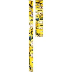 Despicable Me Cluttered Minions Lanyard Key Chain