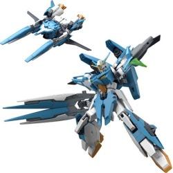 Gundam Build Fighters A-Z Gundam HGBF 1:144 Scale Model Kit