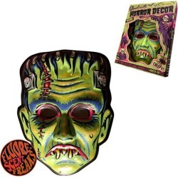 Ghoulville Son-of-Frankie Vac-tastic Plastic Mask Wall Decor found on Bargain Bro India from entertainmentearth.com for $34.99