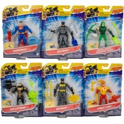 Justice League Action 4 1/2-inch Action Figure Case found on Bargain Bro India from entertainmentearth.com for $73.99