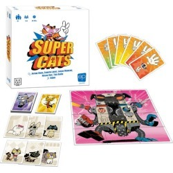 Super Cats Game found on GamingScroll.com from entertainmentearth.com for $9.99