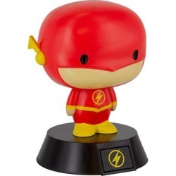 DC Comics The Flash 3D Character Light