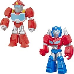 Transformers Mega Mighties 12-Inch Action Figures Wave 3 Set