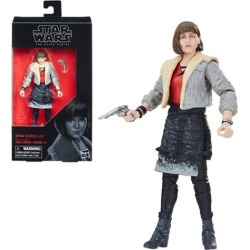 SW The Black Series Qi'ra 6-Inch Action Figure, Not Mint
