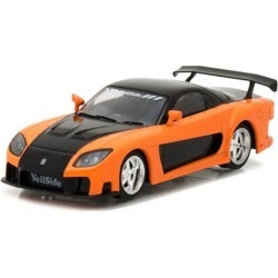 Fast and Furious Tokyo Drift Mazda RX-7 Die-Cast Vehicle found on Bargain Bro India from entertainmentearth.com for $19.99