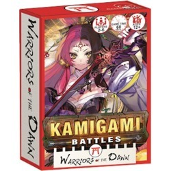 Kamigami Battles Warriors of the Dawn DBG Expansion Pack