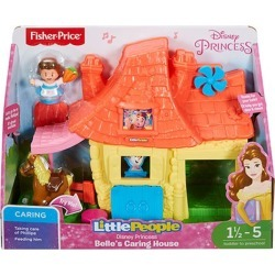 Beauty and the Beast Little People Belle's House Playset found on Bargain Bro India from entertainmentearth.com for $26.99