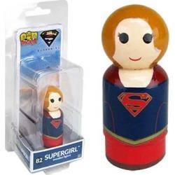 Supergirl TV Series Supergirl Pin Mate Wooden Figure
