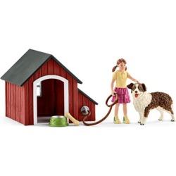 Farm World Dog Kennel Set