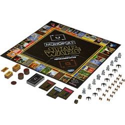 Star Wars Saga Edition Monopoly Game
