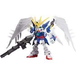 Gundam Wing: Endless Waltz #13 Zero SDCS Model Kit