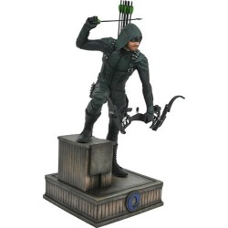 Green Arrow TV Series Gallery Statue found on Bargain Bro India from entertainmentearth.com for $44.99