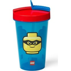 LEGO Iconic Classic Tumbler with Straw found on Bargain Bro India from entertainmentearth.com for $7.99