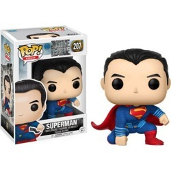Justice League Movie  Superman Pop! Vinyl Figure found on Bargain Bro India from entertainmentearth.com for $10.99