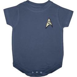 Star Trek Science Uniform Onesie