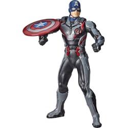 Avengers  Shield Blast Captain America Action Figure
