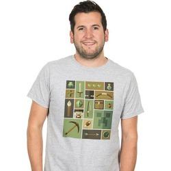 Minecraft Explorer Premium T-Shirt