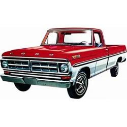 1971 Ford Ranger Pickup Truck Model Kit