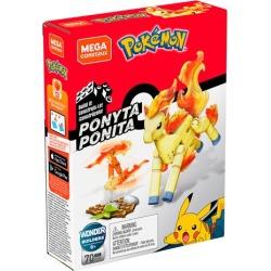 Pokemon Mega Construx Ponyta Power Pack