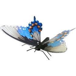Pipevine Swallowtail Butterfly Metal Earth Model Kit