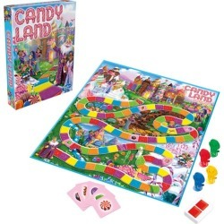 Candy Land Game found on GamingScroll.com from entertainmentearth.com for $11.99