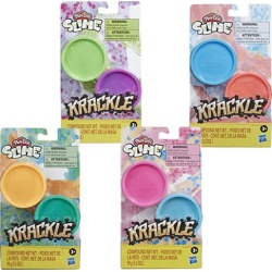 Play-Doh Krackle Slime Single Cans Wave 1 Case