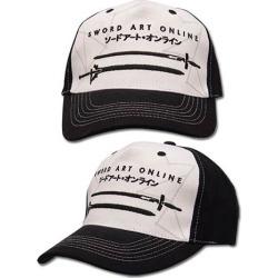 Sword Art Online Logo and Sword Hat