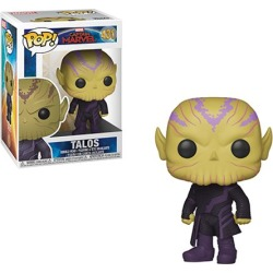 Funko POP! Marvel: Capitana Marvel: Talos