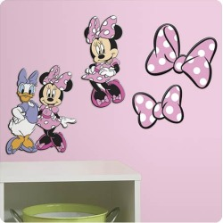 Mickey Mouse and Friends Minnie Mouse Foam Characters