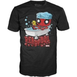 Deadpool Bubble Bath Pop! T-Shirt found on Bargain Bro India from entertainmentearth.com for $14.99