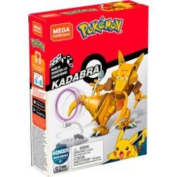 Pokemon Mega Construx Kadabra Power Pack